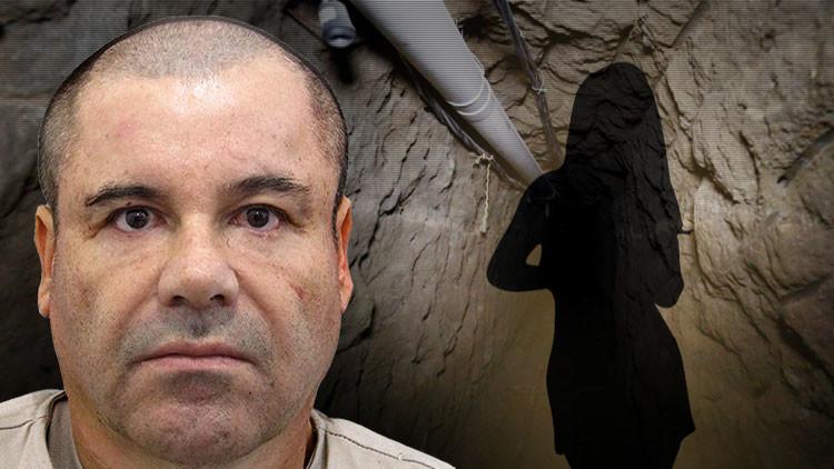 La esposa de 'El Chapo', hija de un narco y exreina de belleza, pudo