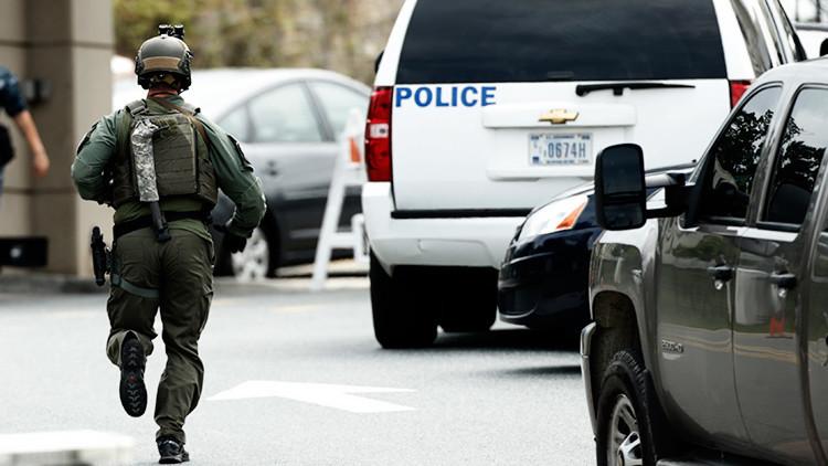 EE.UU.: Al menos un guardia muerto y otro herido en un tiroteo en Maryland