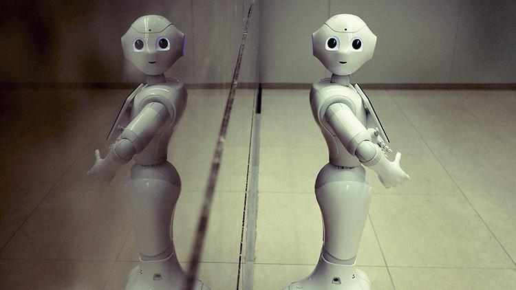 ¿Los nuevos sabios? Un robot pasa una prueba de autoconciencia