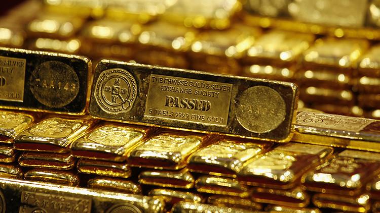 China hace pública la cantidad de sus reservas de oro por primera vez desde 2009