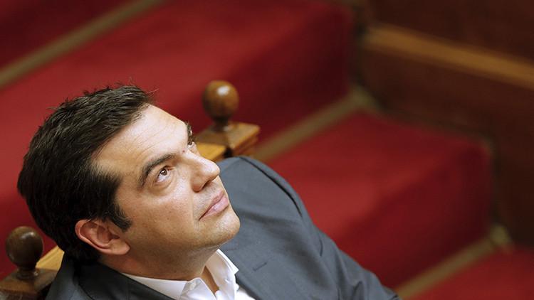 Alexis Tsipras reestructura el gabinete tras la rebelión contra la austeridad en su partido