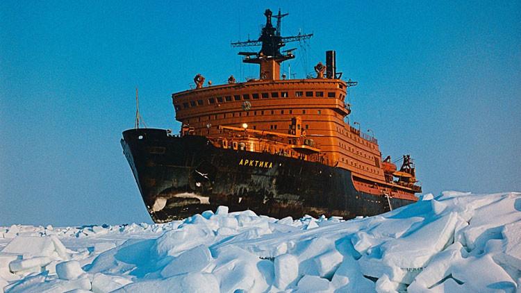 """""""EE.UU. ya pierde frente a Rusia en la 'guerra por el Ártico' incluso antes de que empiece"""""""