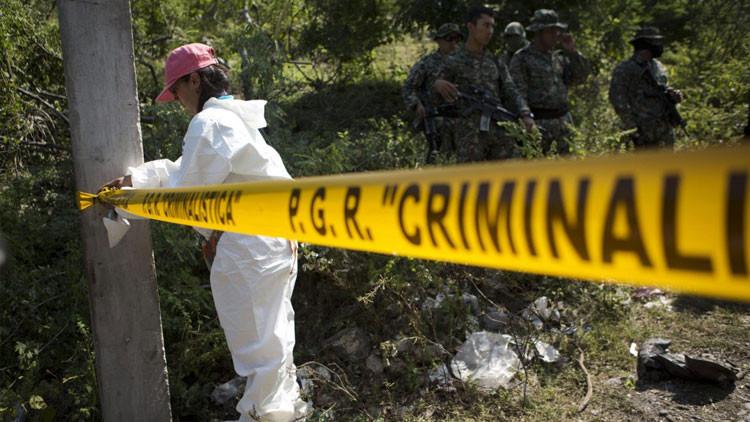 México ocupa el primer lugar por el número de secuestros en todo el mundo