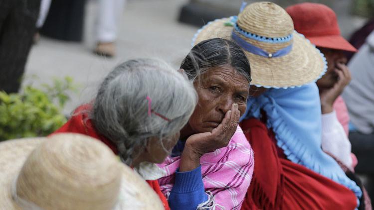 Los ingresos de los mexicanos caen un 3,5% en los primeros dos años de Peña Nieto