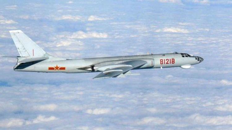 China quiere desarrollar un nuevo bombardero estratégico de largo alcance