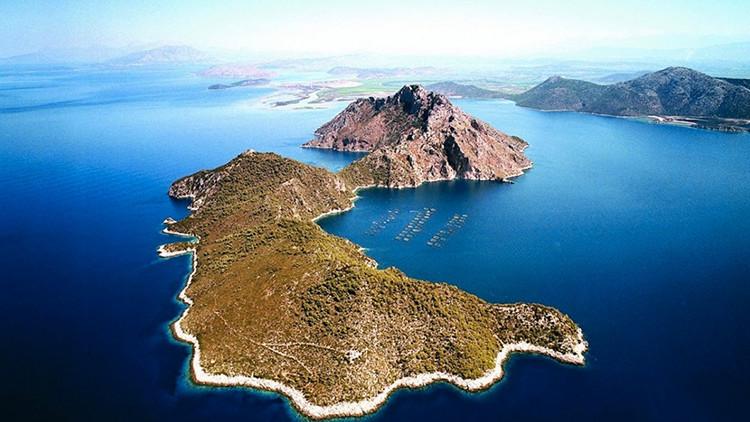 ¿Quiere tener su propio 'paraíso'? Conozca las 11 islas griegas más baratas