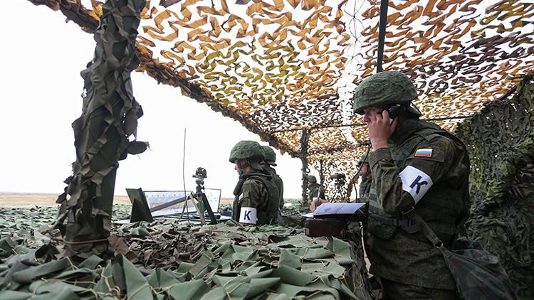 Rusia termina los entrenamientos militares en la frontera con Ucrania