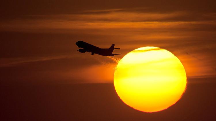 ¿Le parecen más largos los vuelos? ¡Culpe al cambio climático!