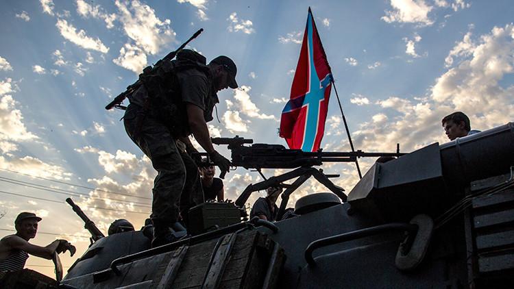 Donetsk y Lugansk comienzan la retirada unilateral del armamento en las próximas horas