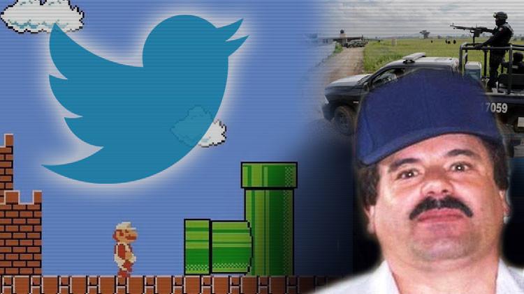 """""""Triste fenómeno"""": 'El Chapo' agita Twitter con millones de comentarios positivos"""