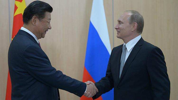 """""""Rusia y China se convierten en una alianza con la que es cada vez más difícil competir"""""""