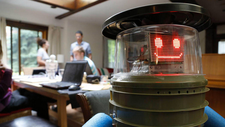 ¿Puede la tecnología fiarse de los humanos? Un robot viajará por EE.UU. en autostop