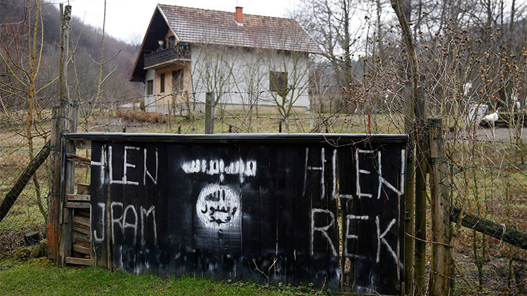 """El Estado Islámico crea un """"nido de terroristas"""" en el corazón de Europa"""