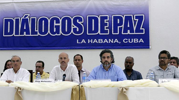 Las FARC ordenan un alto el fuego unilateral