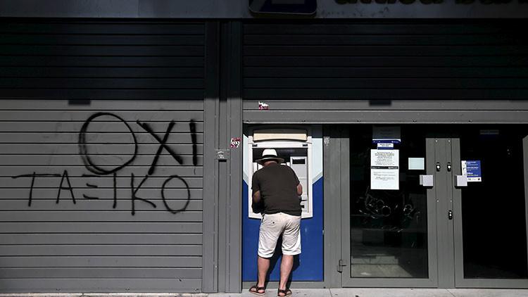 El Nobel de Economía Krugman critica a Tsipras por no haber previsto un 'plan B'