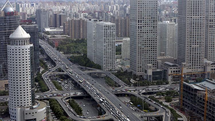 China construye impresionante megalópolis alrededor de Pekín en un esfuerzo de mejorar la vida