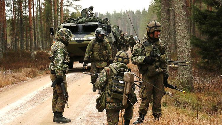 Finlandia quiere desplegar unidades de respuesta rápida en la frontera rusa