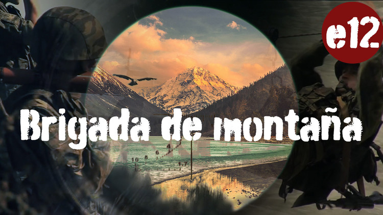 Brigada de montaña (E12)