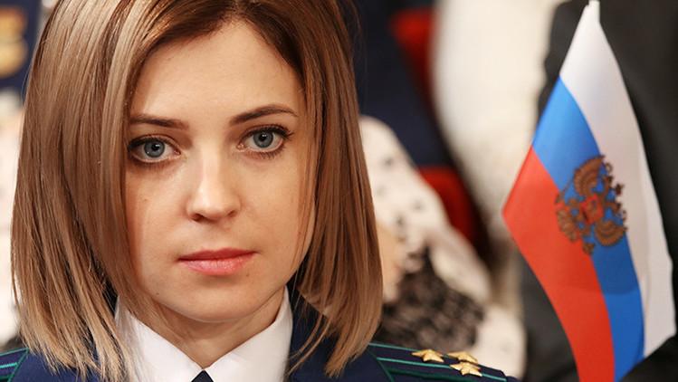 Natalia Poklónskaya