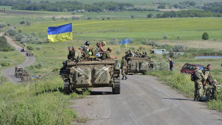 La OSCE por primera vez en meses registra el ataque a Donetsk por los militares ucranianos
