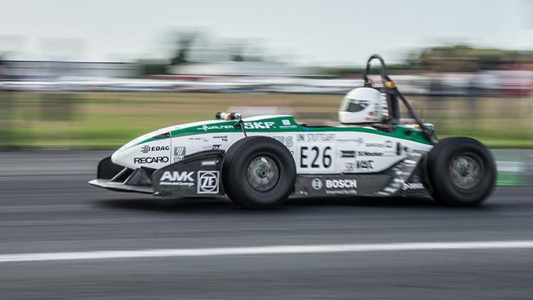 Cien kilómetros en menos de dos segundos: un coche eléctrico bate el récord de aceleración (Fotos)