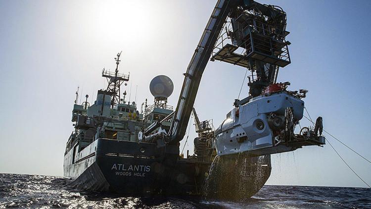 Descubren un naufragio misterioso frente a las costas de EE.UU.