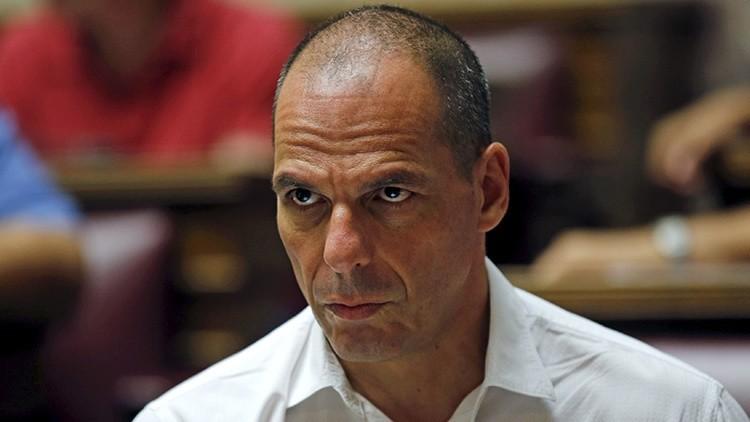 Exministro de Finanzas de Grecia revela detalles del vengativo plan de la UE