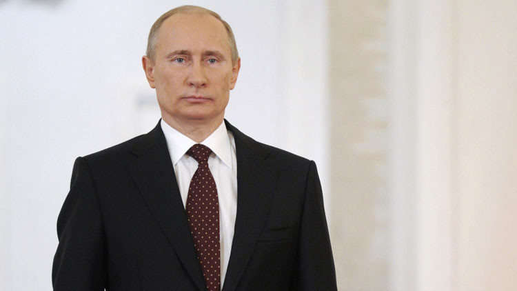 Putin es amor