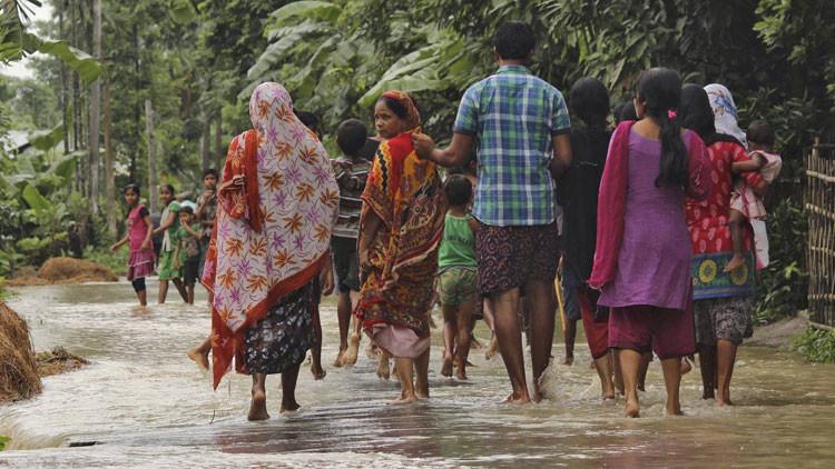 Una multitud degüella a una mujer en la India tras acusarla de brujería