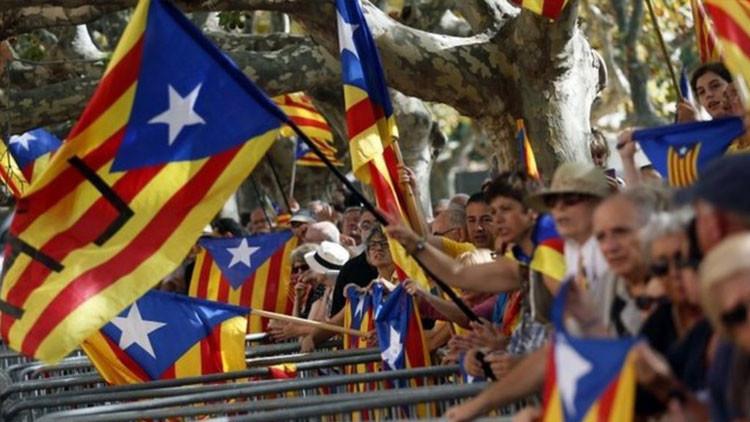 Cataluña declarará unilateralmente su independencia si Madrid obstaculiza el proceso