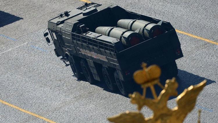 Rusia: Brigada de misiles incorpora los sistemas tácticos Iskander-M