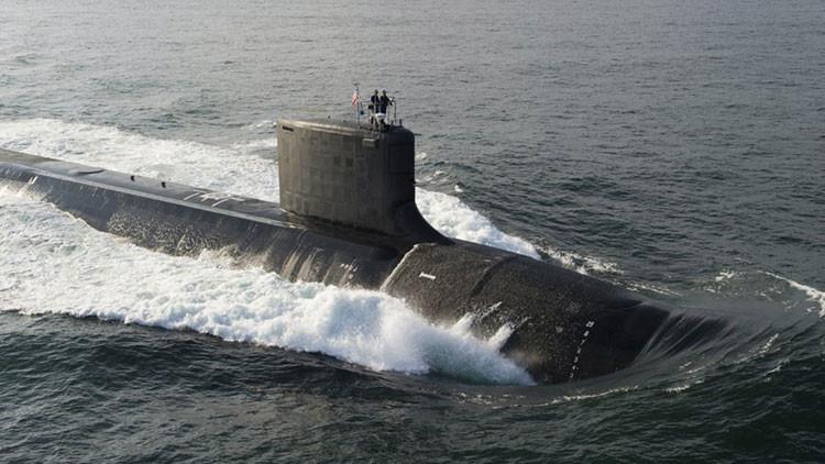EE.UU. usa por primera vez un dron subacuático en un operativo militar