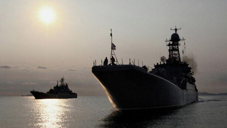 La Armada rusa incorporará un avanzado buque espía que vigilará el escudo antimisiles de EE.UU.