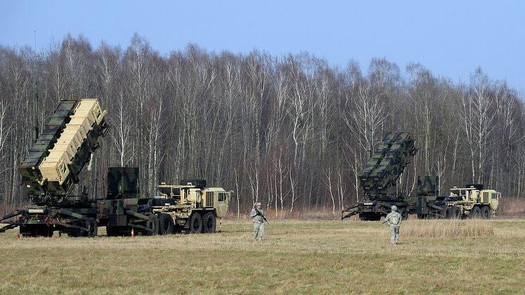 Desclasificado: Principales blancos de ataque nuclear de respuesta rusa en Europa