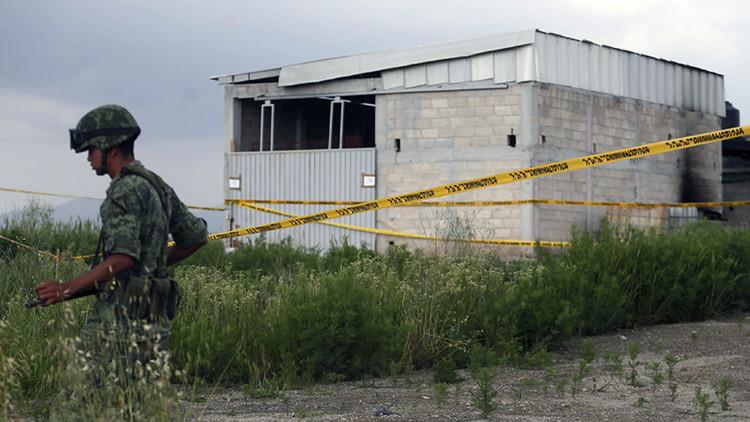 Una imagen satelital demuestra que la 'casa de salida' de El Chapo fue construida hace seis meses