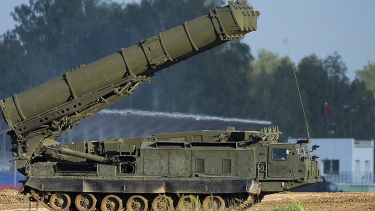 Irán puede adquirir sistemas antiaéreos rusos más modernos que los S-300