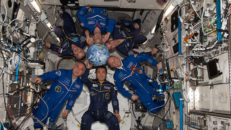 ¿Por qué muchos astronautas se quejan de problemas con su piel?