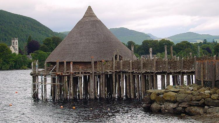 MAÑANA LISTO Desentierran una fortaleza de madera más antigua que las pirámides de Egipto