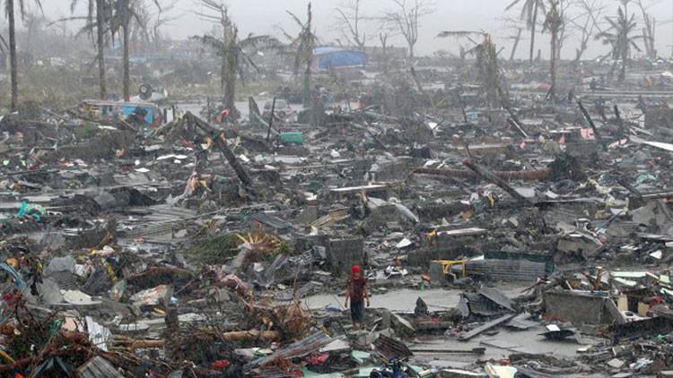 Mapa inquietante: Los países con más riesgo de ser devastados por un desastre natural