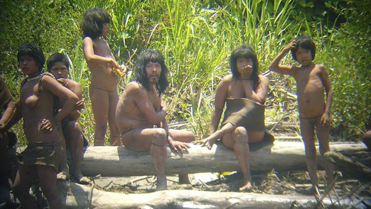 Gobierno peruano busca tribu amazónica aislada