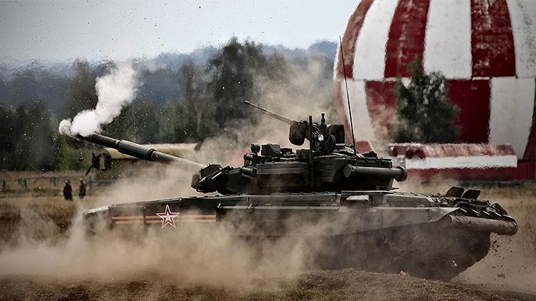 """Supuestas tropas rusas en Donbass: """"Una guerra entre Rusia y Ucrania habría durado 3 o 4 días"""""""