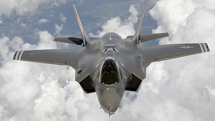 Video: Así funciona el problemático cañón del cazabombardero F-35