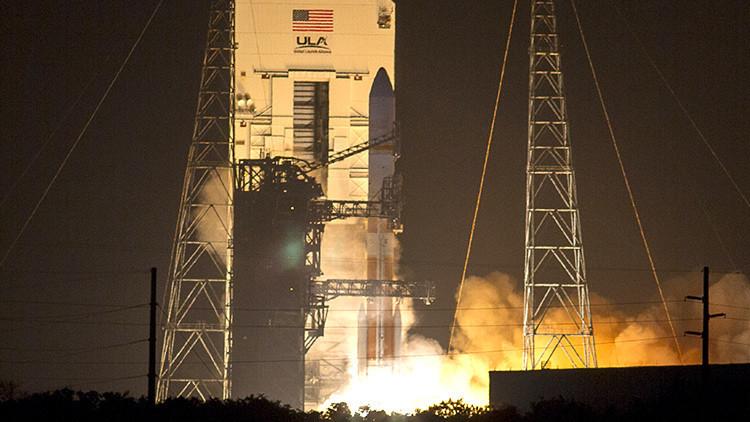 Video: EE.UU. lanza una nave espacial de Cabo Cañaveral