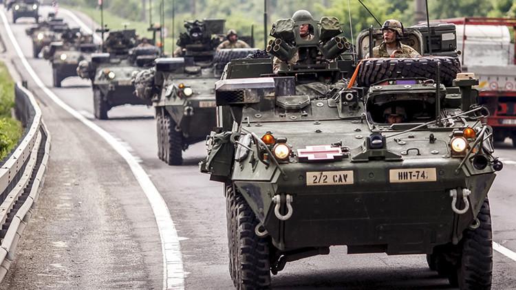 Los vehículos blindados rusos superan a sus equivalentes estadounidenses en Europa