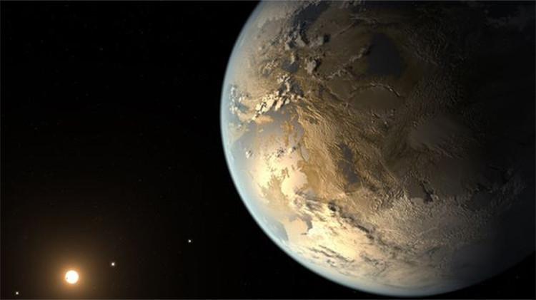 Científicos de la NASA creen que 'el mayor primo de la Tierra' puede albergar la vida