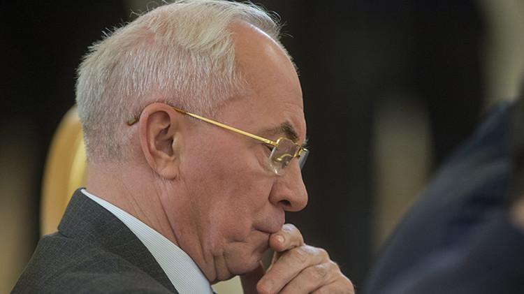 """Ex primer ministro de Ucrania: """"El Ejército casi provoca una catástrofe nuclear"""""""