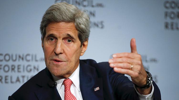 "John Kerry advierte a Israel: ""Atacar a Irán sería un grave error"""