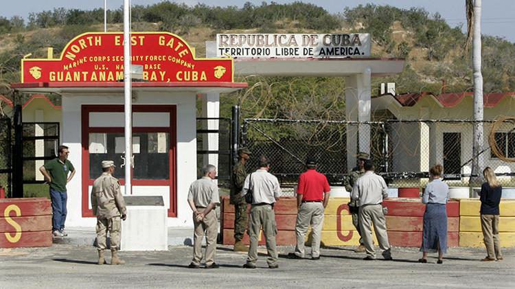"""""""EE.UU. no devuelve Guantánamo a Cuba por temor a que la ceda a Rusia"""""""
