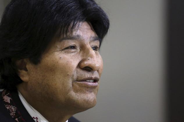 """Evo Morales: """"Nos hemos liberado del FMI"""""""