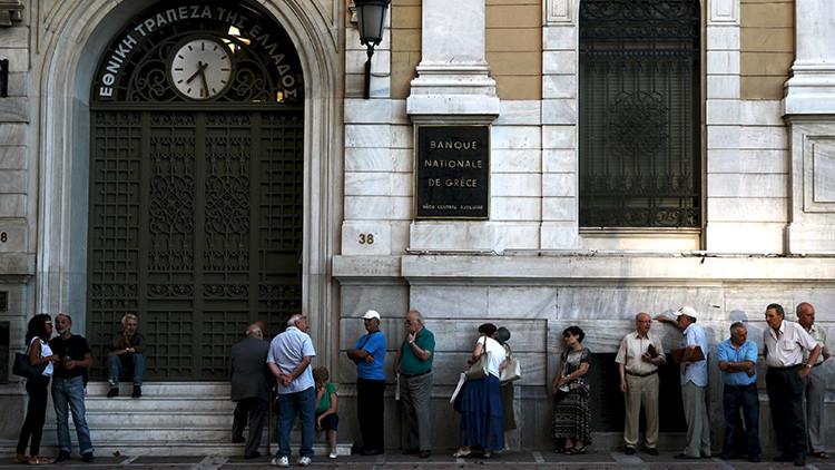 El FMI recibe la petición formal de Grecia para participar en el tercer rescate